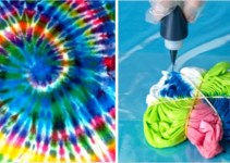 TIE AND DYE CRAFT