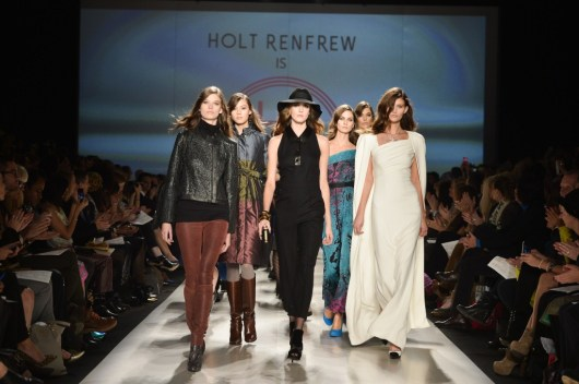 Finale_Holt Renfrew Fashion Week