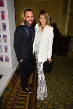 Canadian-Arts-Fashion-Awards-2014-George-Antonopoulos-and-Suzanne-Timmins