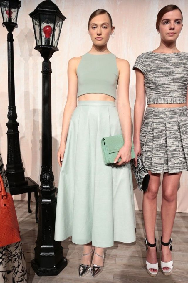 a+o mint spring 2014 trends Spring 2014 Fashion Guide: Whats Trending Now