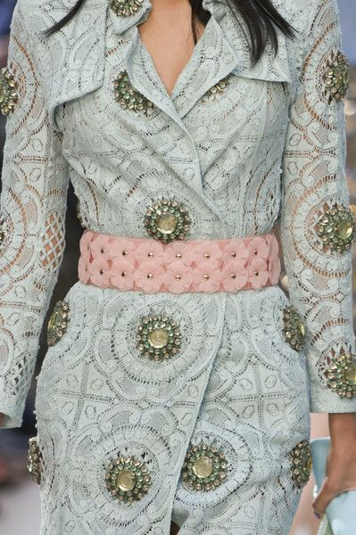 burberry belted coat Spring 2014 Fashion Guide: Whats Trending Now