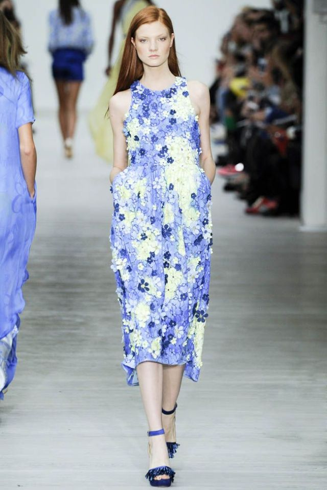 matthew williamson floral Spring 2014 Fashion Guide: Whats Trending Now