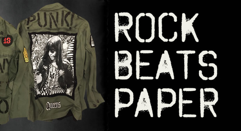 Rock Beats Paper - StyleDispatch