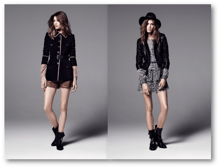 rock chic style