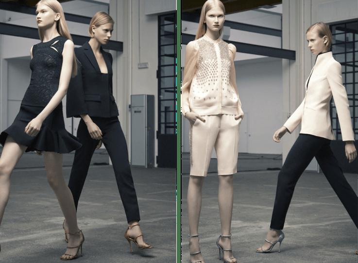 womenswear trends 2014