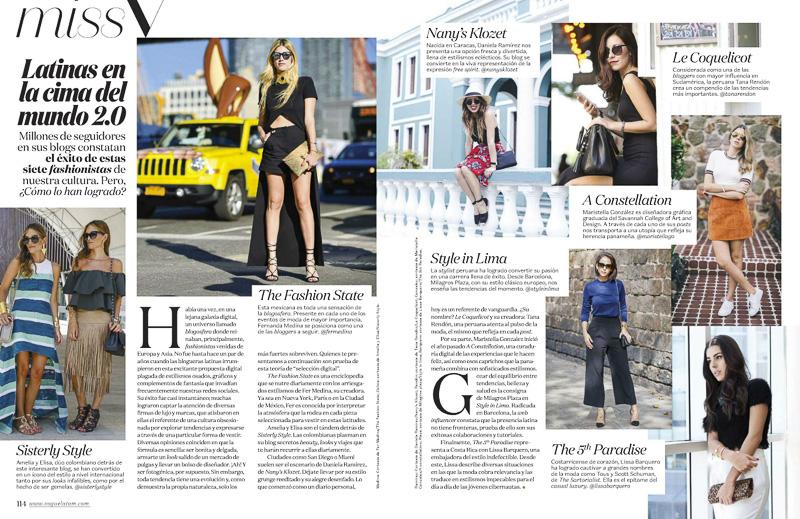 Vogue México Latinas en la Cima 2.0
