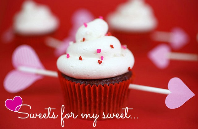 Cupid Cupcakes Upload Love Is In The Air   And In My Kitchen