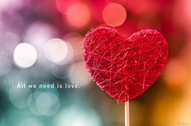 all we need is love Love Notes: In Your Words   Part One