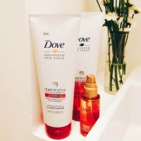 Nourish Your Hair with the New Dove Regenerative Range
