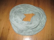 scarf_blue sequined