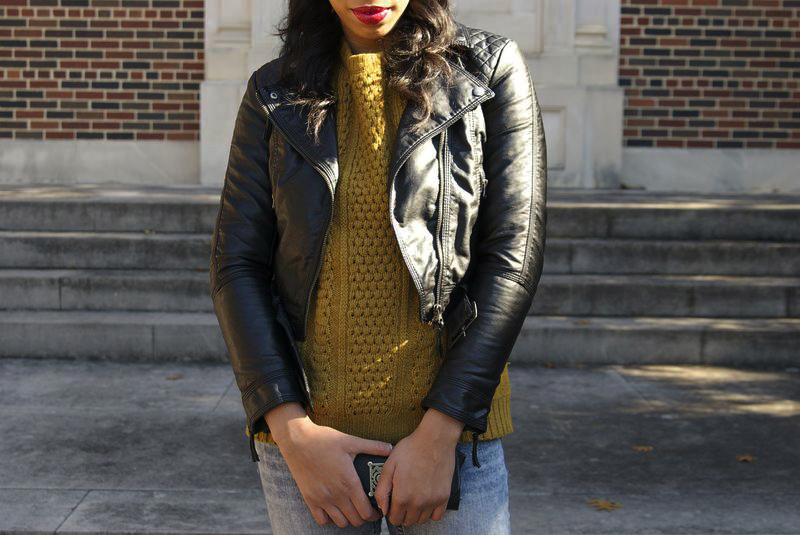 style-me-twice-h&m-leather-jacket-forever-21-cozy-mixed-knit-sweater-nyx-lip-gloss-kaylah-burton