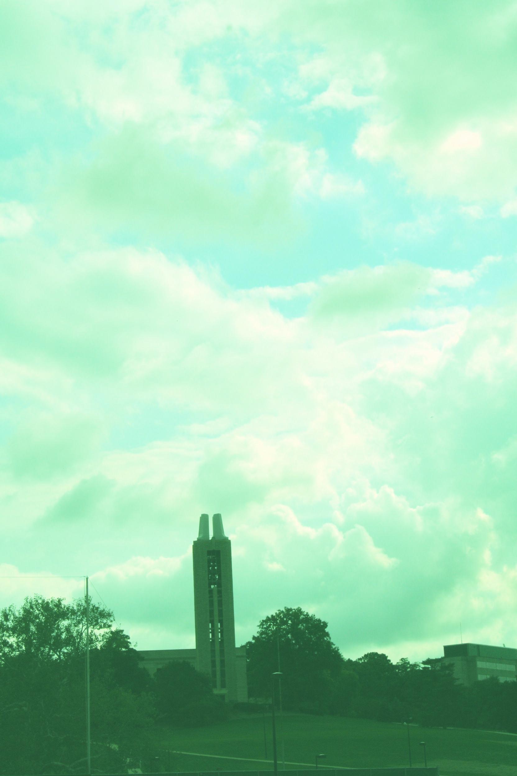 campanile.