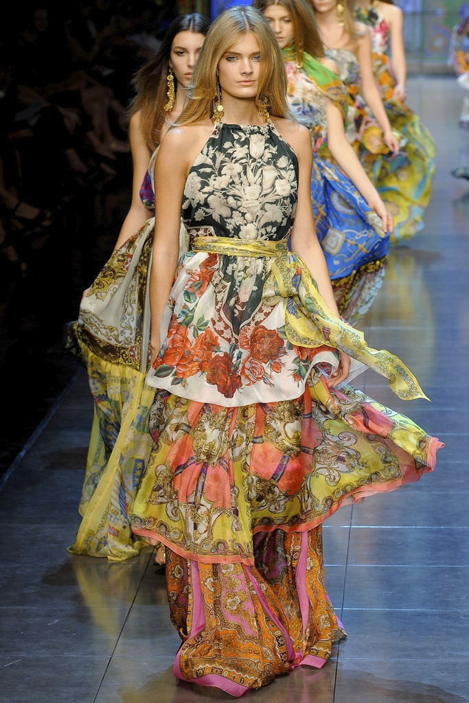 D&G Spring Summer 2012 Collection 22
