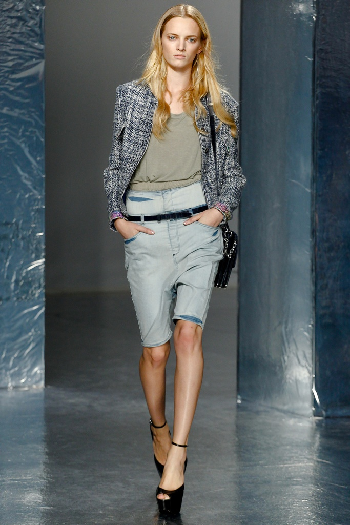 Theyskens' Theory Spring Summer 2012 Collection 5