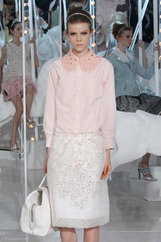 Louis Vuitton Spring Summer 2012 Collection 13
