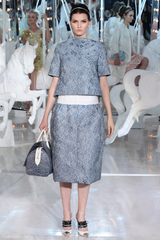 Louis Vuitton Spring Summer 2012 Collection 20