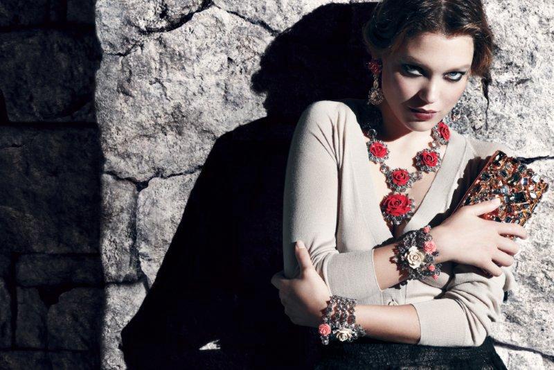 Prada Resort 2012 Ad Campaign Lea Sedoux 5
