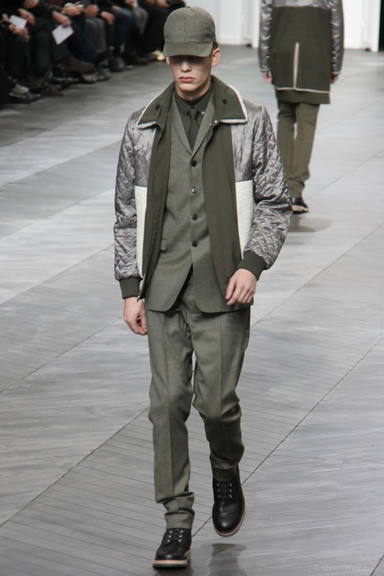 Dior Homme Fall Winter 2012 Collection 18