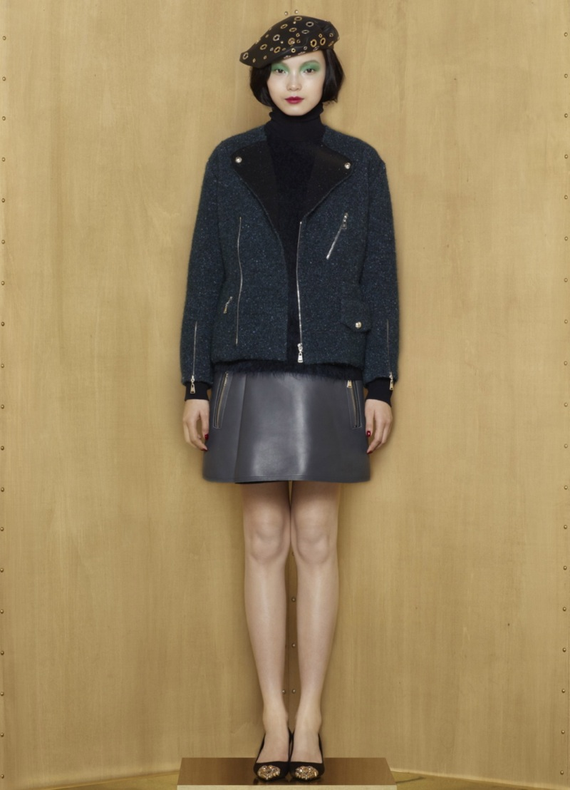Louis Vuitton Pre-Fall 2012 Collection 12