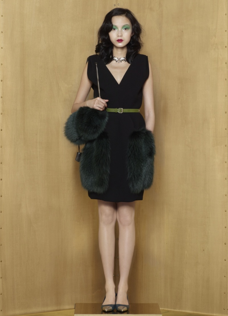 Louis Vuitton Pre-Fall 2012 Collection 21