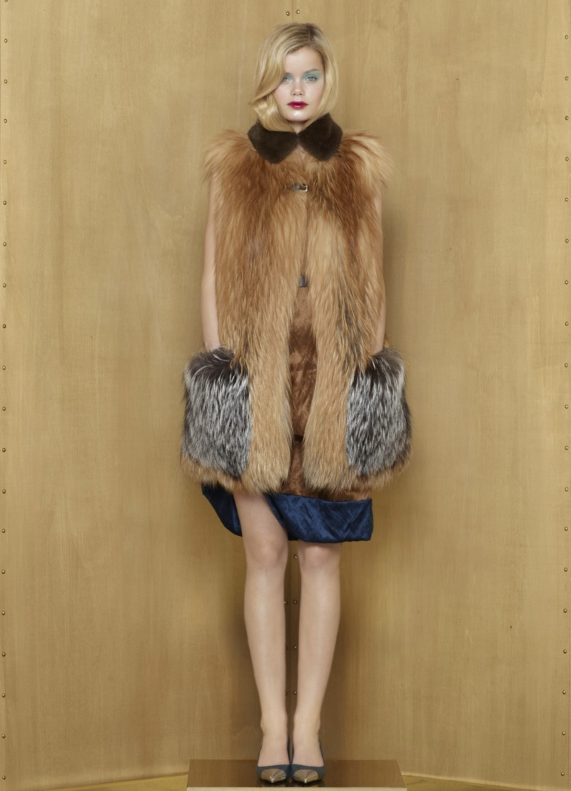 Louis Vuitton Pre-Fall 2012 Collection 3