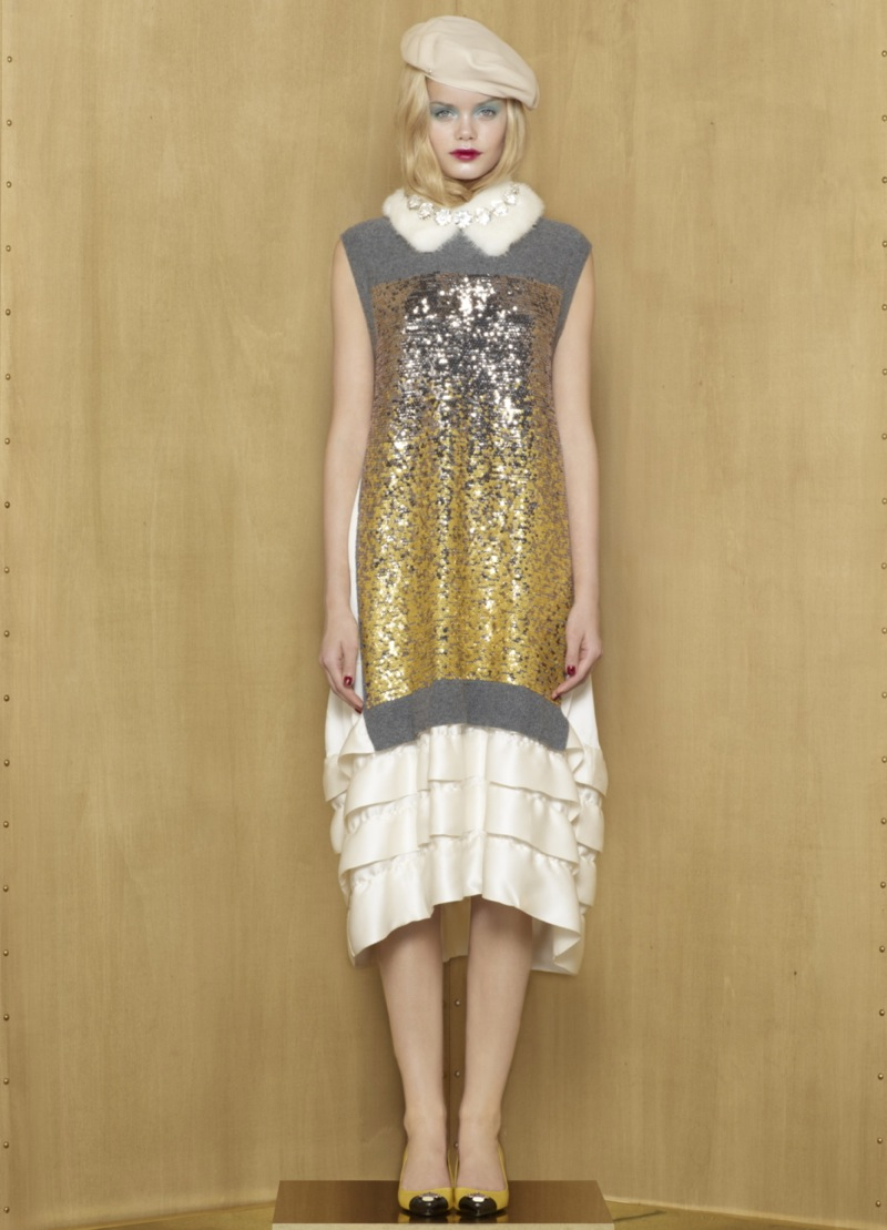 Louis Vuitton Pre-Fall 2012 Collection 7