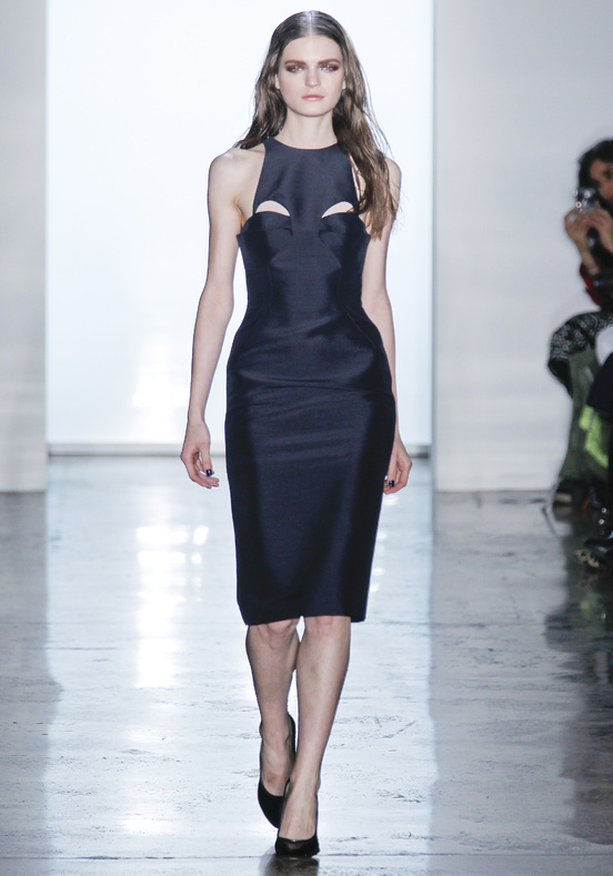 Cushnie et Ochs Fall Winter 2012 Collection 5