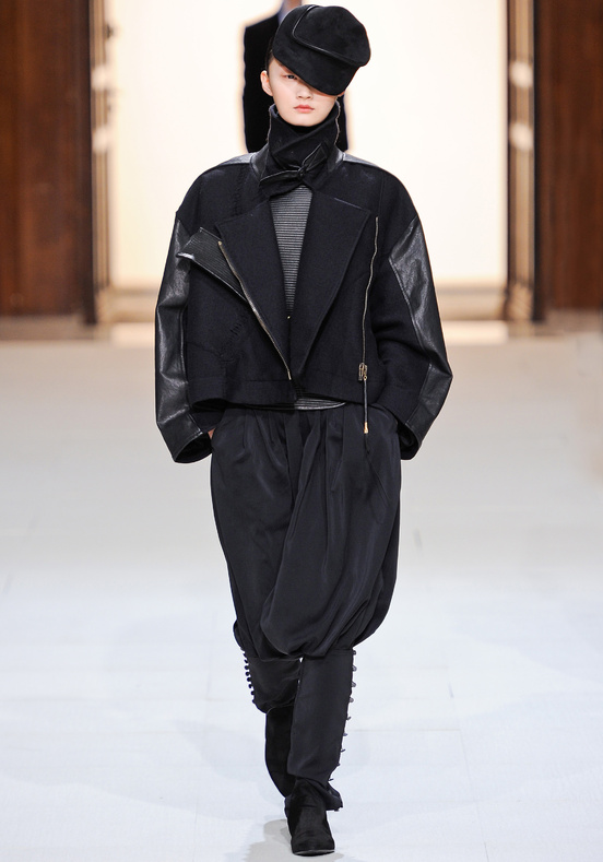 Damir Doma Fall Winter 2012 Collection 2