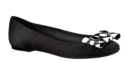 Yayoi Kusama Louis Vuitton Ballerina Monogram Nylon Dots Infinity black