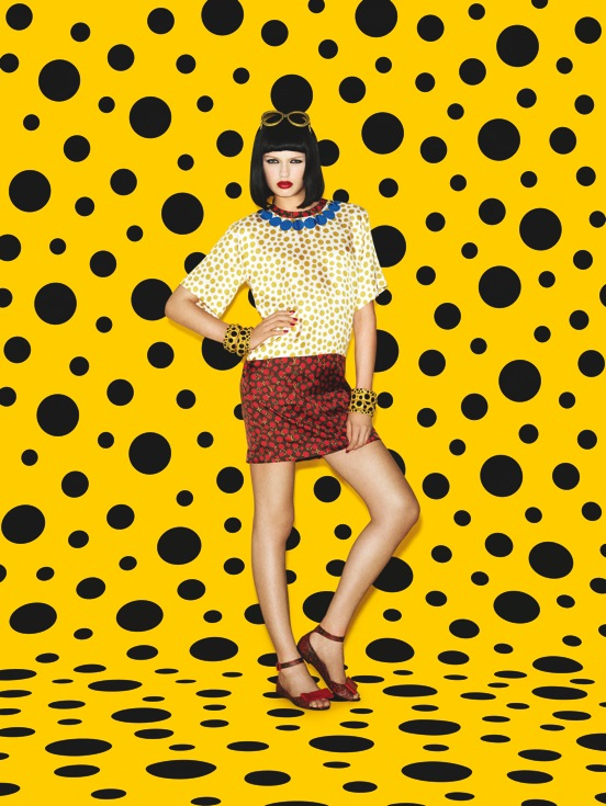 Yayoi Kusama Louis Vuitton Collection 12
