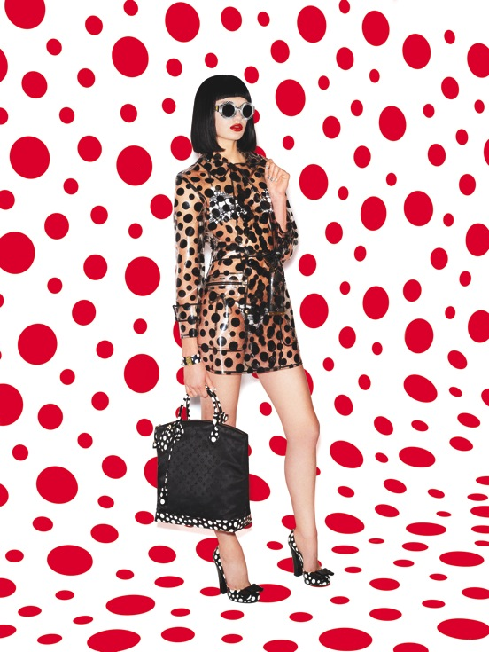 Yayoi Kusama Louis Vuitton Collection 5
