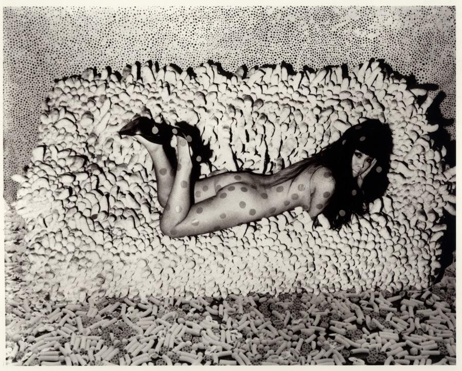 Yayoi Kusama on Accumulation #2