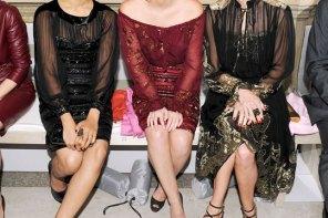 Freida Pinto, Leighton Meester, Hilary Swank