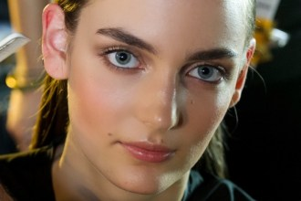Diesel Black Gold Spring 2013 Backstage Beauty 4