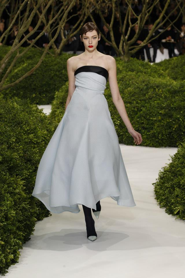 Dior Haute Couture Spring Summer 2013 Collection