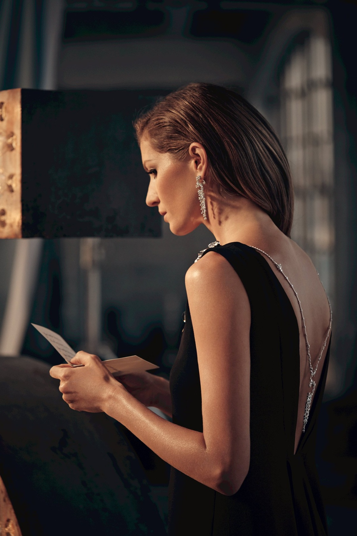 Chanel N 5 Film Featuring Gisele Bundchen 12