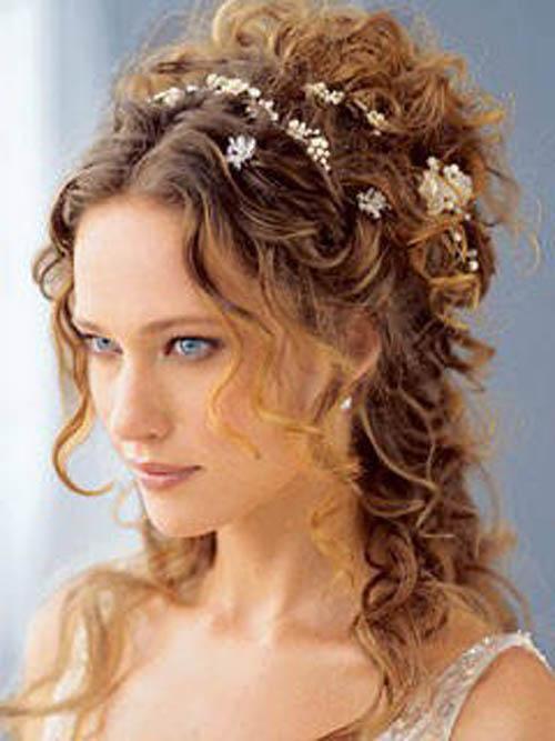 new bridal hair fashion