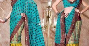 new latest Lehenga type Saree dresses