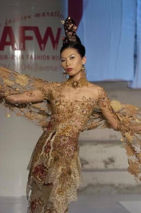Anne Avantie kebaya collection for hot women