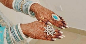 Romantic Mehndi &Henna Designs 2013 For Pakistani Girls (7)