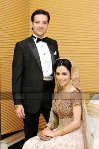 Pakistani Actor Meekal Zulfiqar Wedding Pictures 2013 (2)