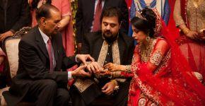 Ahmed Ali Butt & Fatima Khan wedding Barat Mehndi Walia 2013 pictures 012