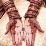 New Stylish Eid Hadn Mehndi Designs 2013 For Girls 03