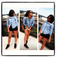 Stamped Street Style Feature: ZZ Sinclair