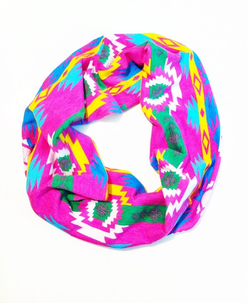 Haus of Gem also has Infinity scarves for children! Kids want to be stylestamped too!