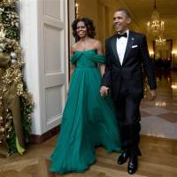 StyleStamped Spotted: The Fabulous FLOTUS turns 50!