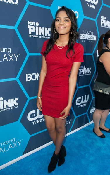Best Dressed Fashion From The 2014 Annual Young Hollywood Awards 15