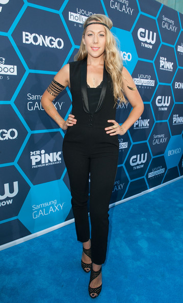 Best Dressed Fashion From The 2014 Annual Young Hollywood Awards 6