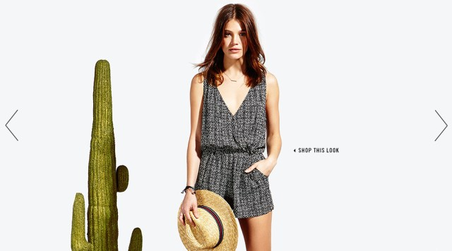 Forever 21 Over The Borderline Collection 3