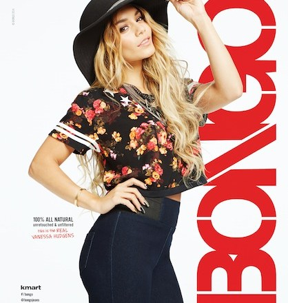 Vanessa Hudgens' New Fall 2014 Bongo Campaign is EVERYTHING